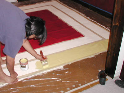 rug_painting_yellow
